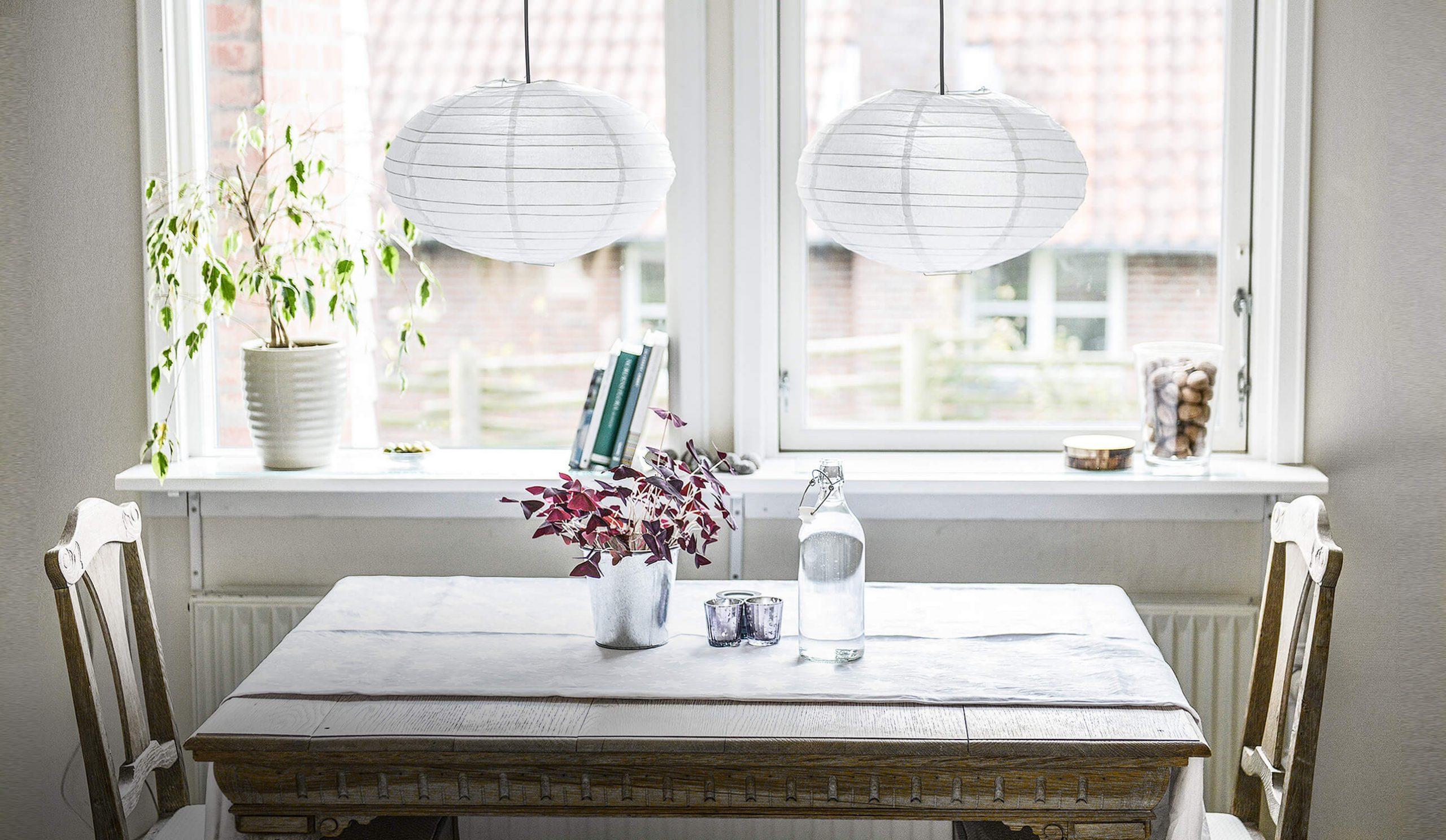 Ovale lamper